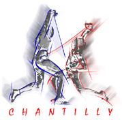 Escrime artistique de Chantilly